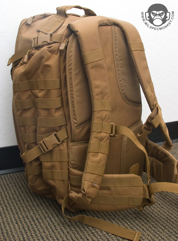 511 TACTICAL Rush 72 Backpack
