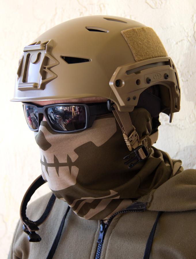 msm skull mask multi-wrap