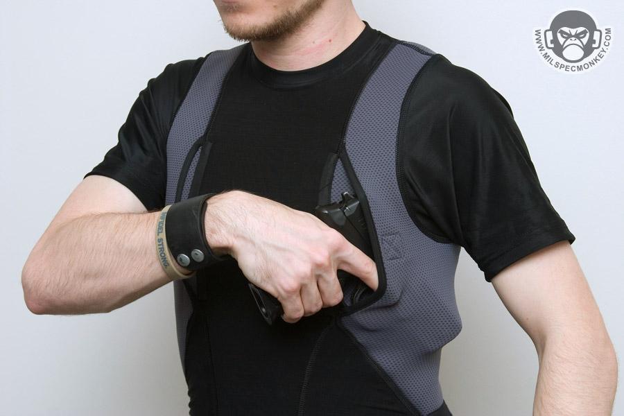 5 11 Tactical Holster Shirt