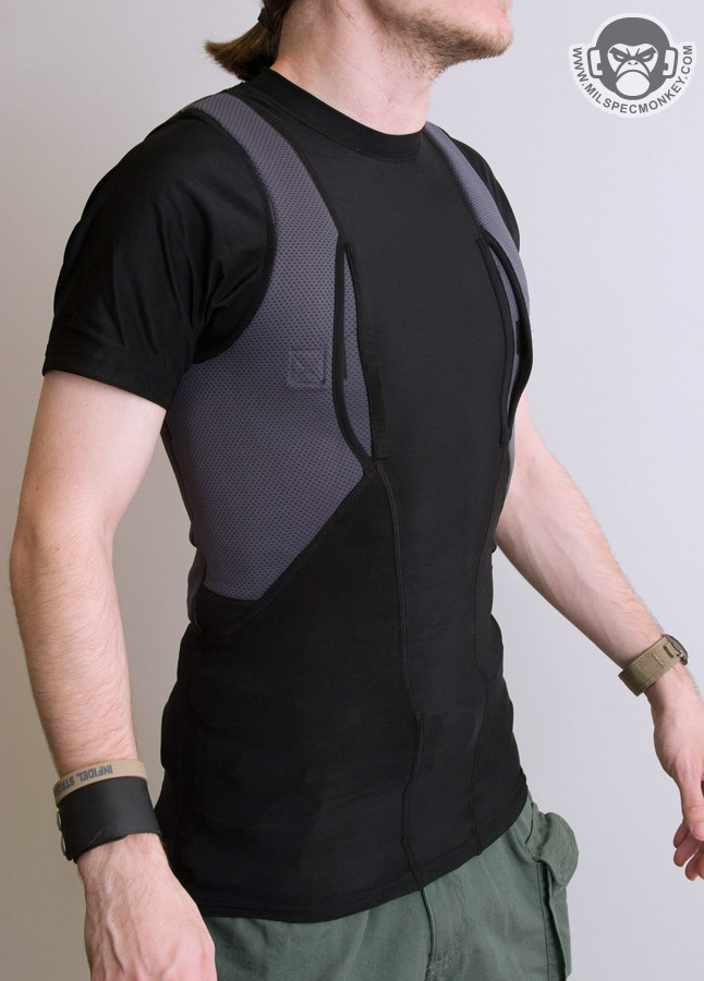 Holster store clothing