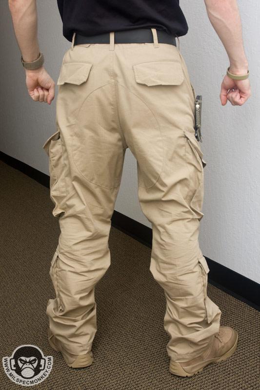 "LA POLICE GEAR ""The Operator"" Tactical Pants"