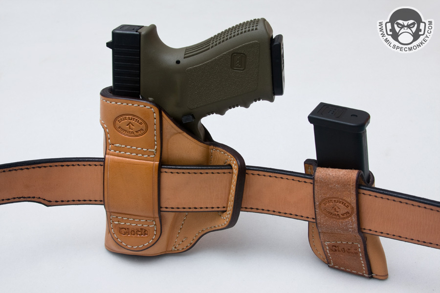 rafter-l gun leather