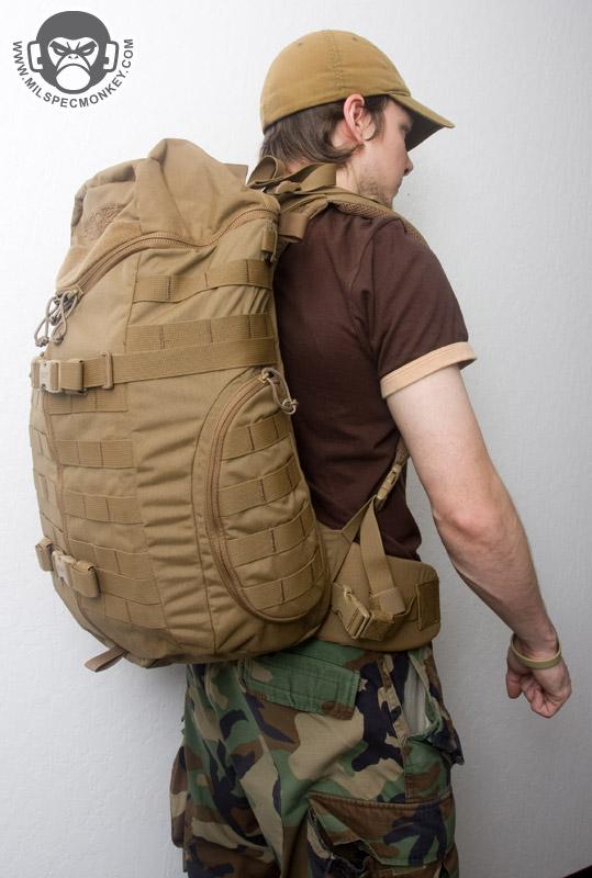 Camelbak Trizip on Plastic Zipper Bags
