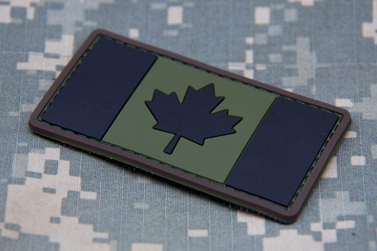 canadian flag pvc mil spec monkey store
