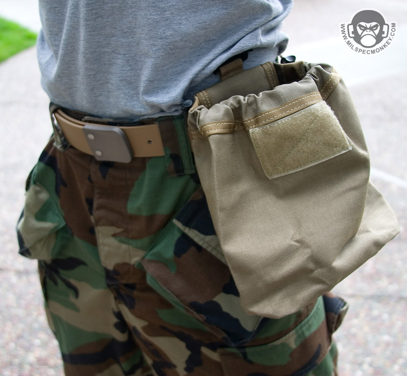 Maxpedition Rolly Poly Dump Pouch