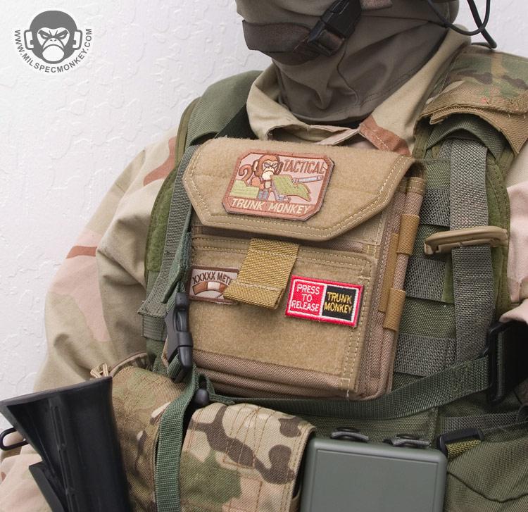 Ładownice w airsofcie - panel administracyjny Monkey Combat Admin