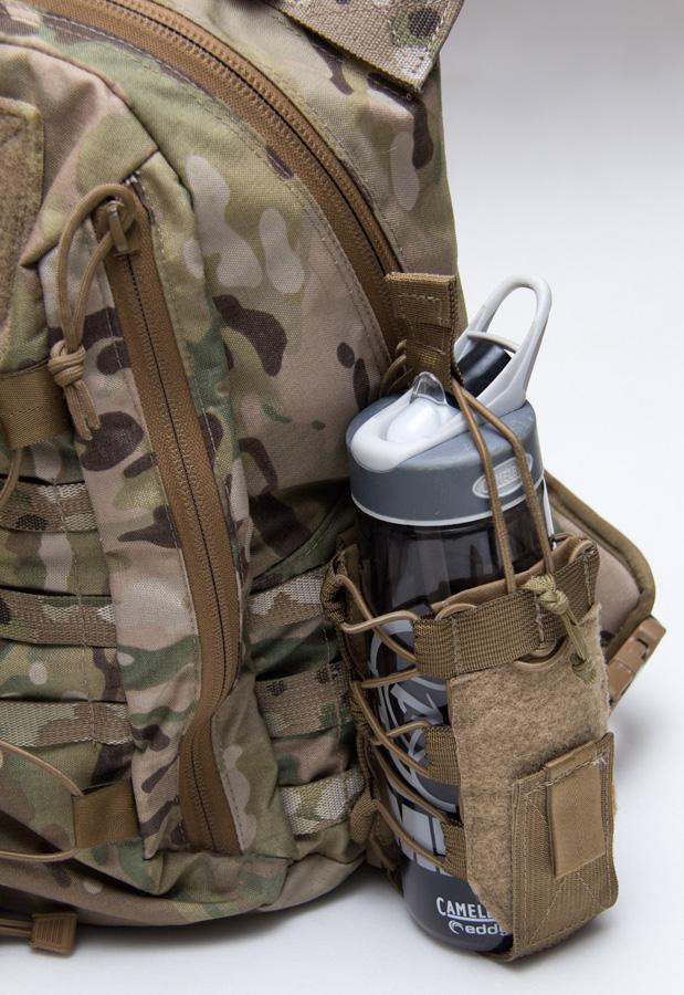 Flat Water Bottle >> MSM Bottle Corset - MIL-SPEC MONKEY STORE