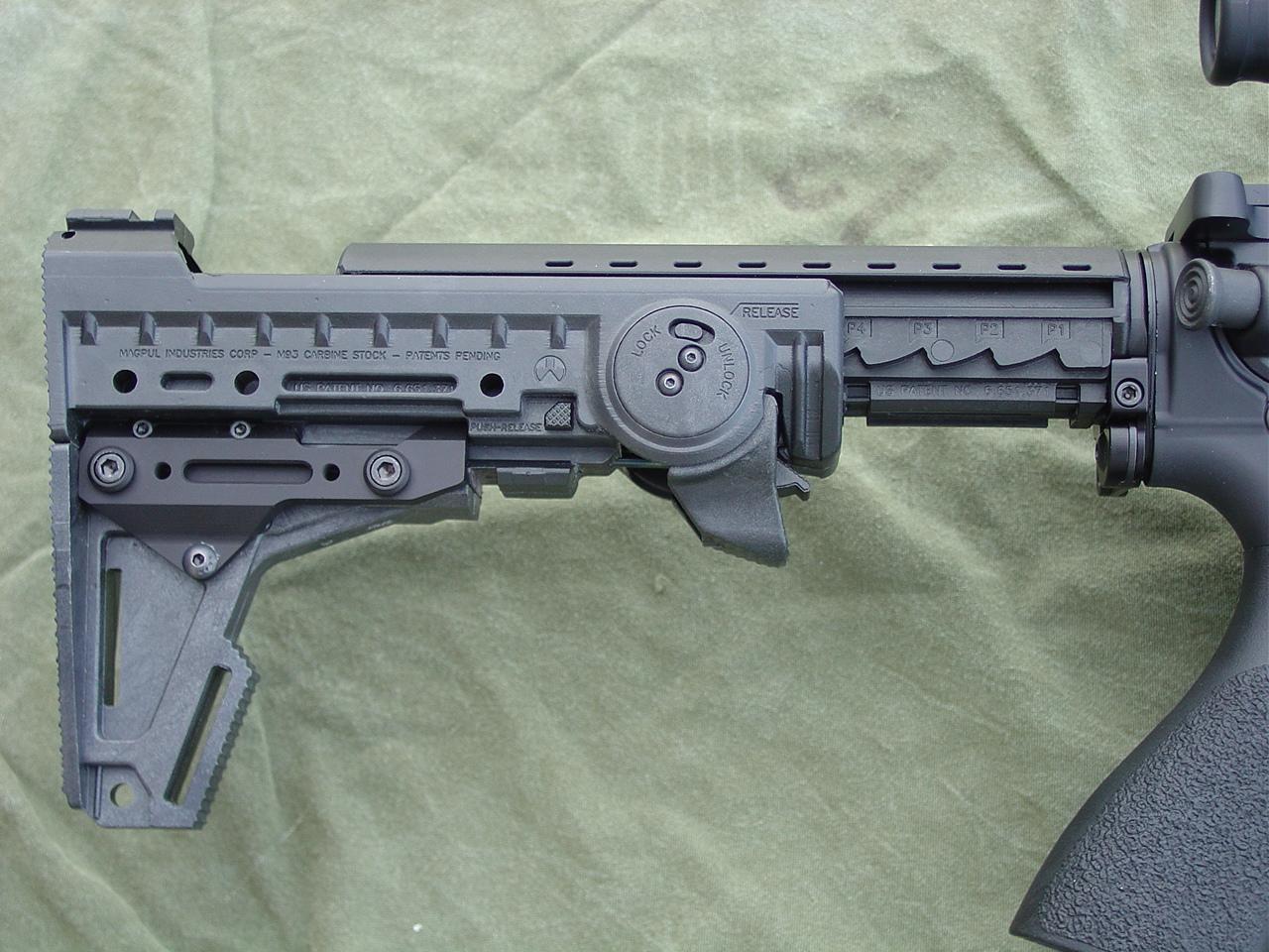 Magpul M93 Modular Stock