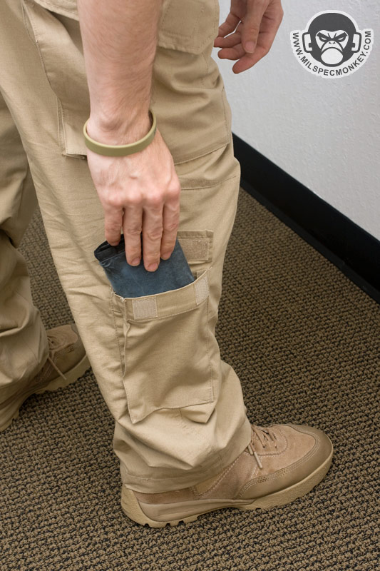 "LA POLICE GEAR ""The Operator"" Tactical Pants"