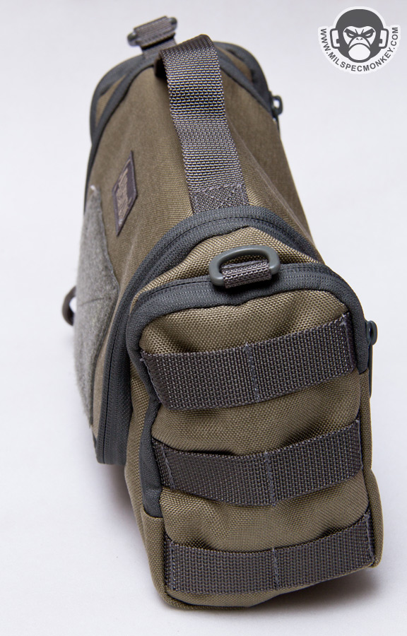 Commonly Toiletry Bags Are Budget Style Made So It Is Nice To See This Heavy Duty One From Maxpedition Now I Ll Admit The Name Somewhat Amusing As