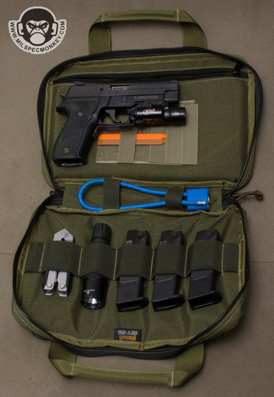 Maxpedition 8 X 12 Pistol Case Gun Rug