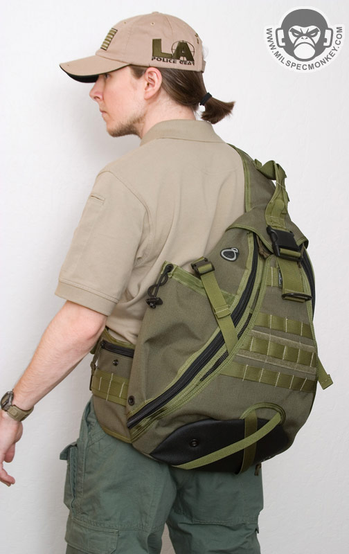 MAXPEDITION Monsoon Gearslinger Backpack