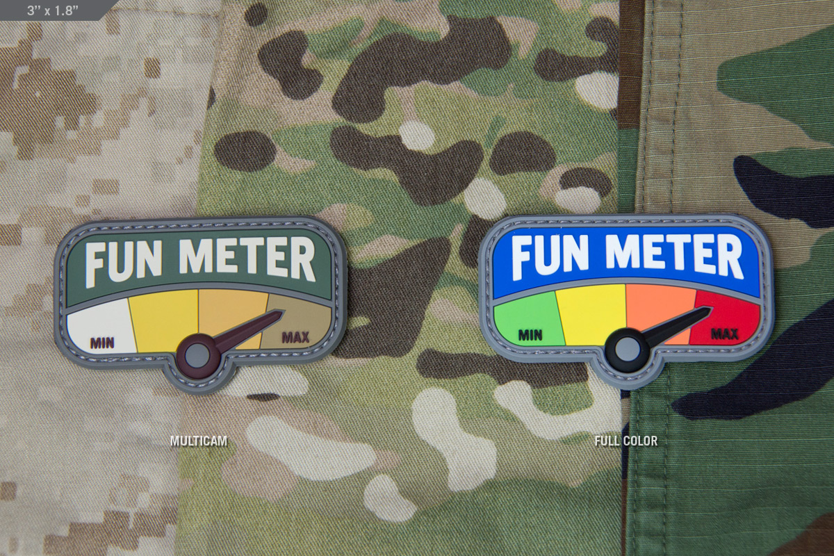 Image result for How High is Your Fun Meter military