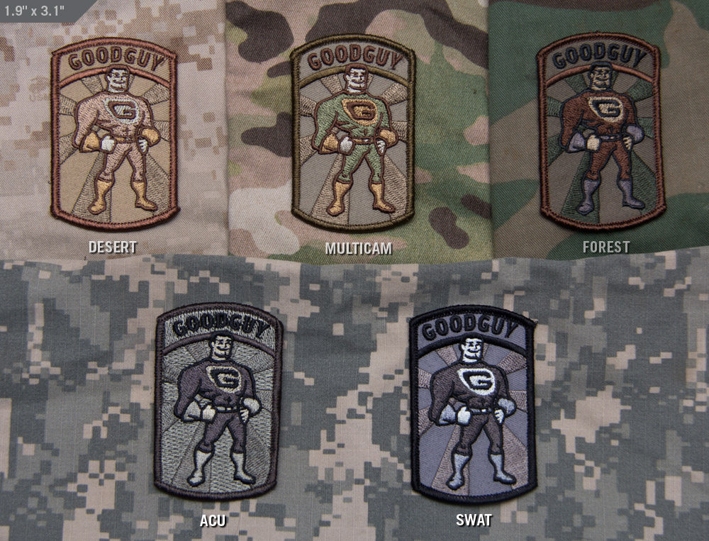 MilSpecMonkey Patch Spartan Helmet forest Mil-Spec Monkey ...