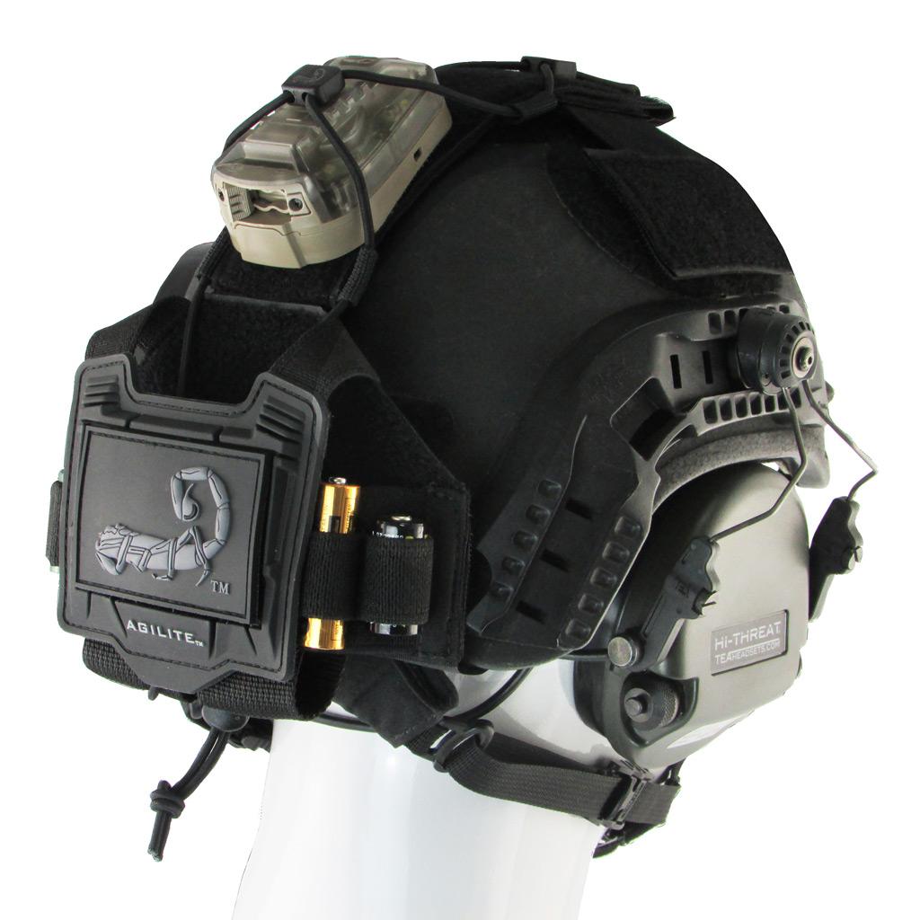 Agilite Bridge Tactical Helmet Accessory Platform Mil