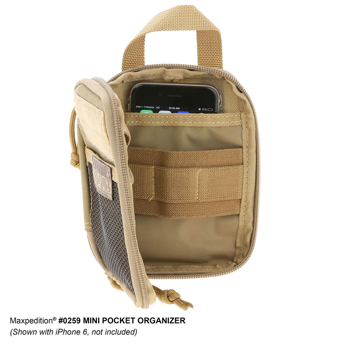 lowest price a1262 646db Maxpedition Mini Pocket Organizer