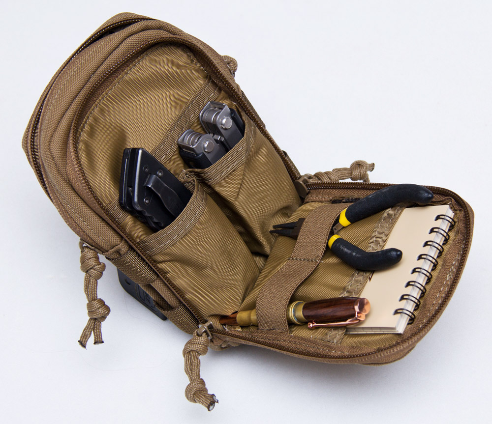 MSM Stealth Compact Pouch - MIL-SPEC MONKEY STORE
