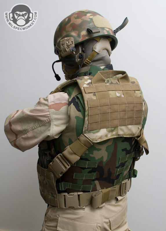 ESSTAC Boar Chest-Rig Kit: M14 Tactical